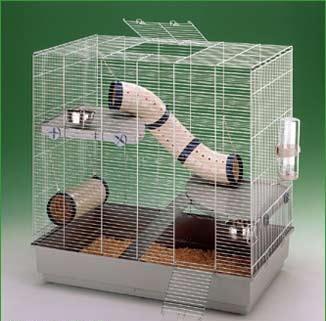 Как сделать домик для крысы 300
